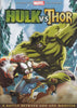Hulk vs. Thor (Maple) DVD Movie
