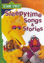 Sleepytime Songs And Stories - (Sesame Street) (Green Spine)