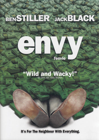 Envy (Bilingual) DVD Movie