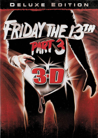 Friday the 13th, Part 3, 3-D (Deluxe Edition) DVD Movie