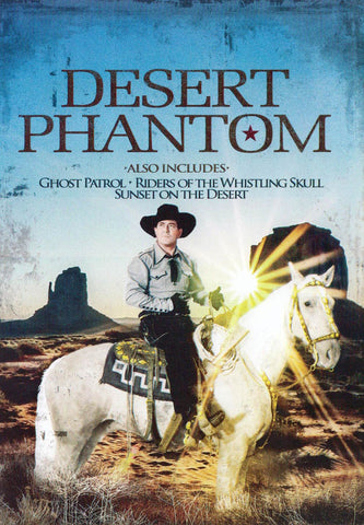 Desert Phantom DVD Movie