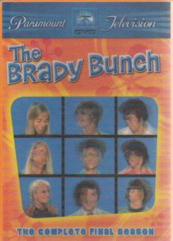 The Brady Bunch - The Complete Final Season (Boxset) DVD Movie