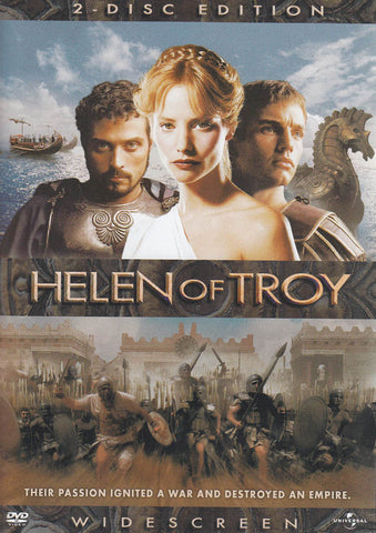 Helen of Troy (2-Disc Edition) DVD Movie