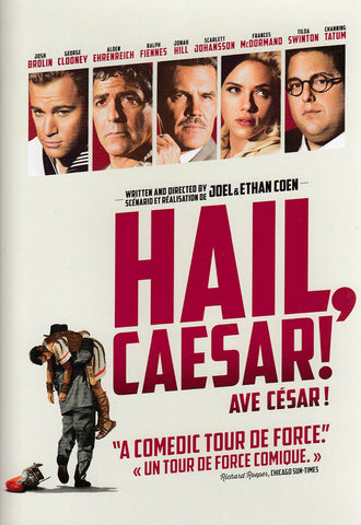 Hail, Caesar! (Bilingual) DVD Movie