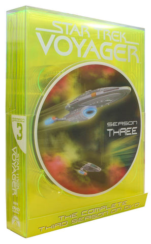 Star Trek Voyager - The Complete Third Season (Boxset) DVD Movie