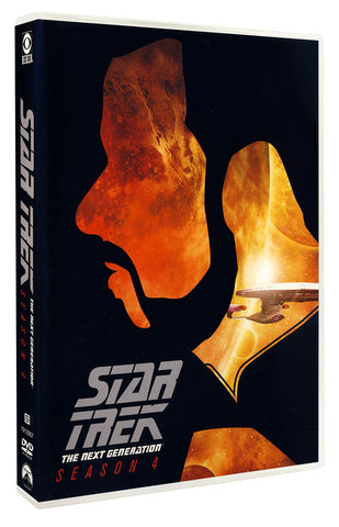 Star Trek - The Next Generation: Season 4 (Boxset) DVD Movie
