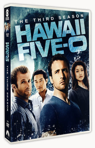 Hawaii Five-0: Season 3 (Boxset) DVD Movie