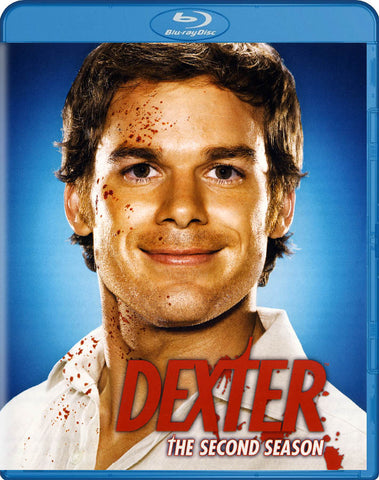 Dexter: Season 2 (Blu-ray) BLU-RAY Movie