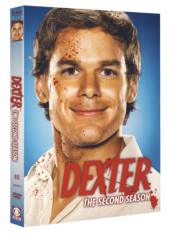 Dexter: Season Two (2) (Boxset) DVD Movie
