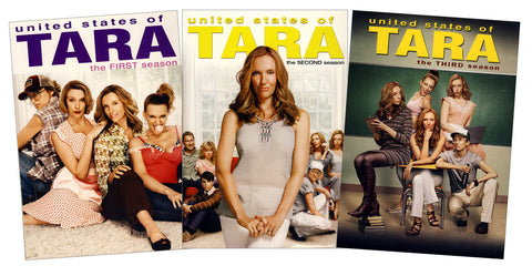 United States of Tara (3 Season Pack) (Boxset) DVD Movie