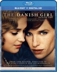 The Danish Girl (Blu-ray + Digital HD) (Bilingual)