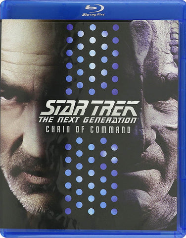 Star Trek: The Next Generation - Chain of Command (Blu-ray) BLU-RAY Movie