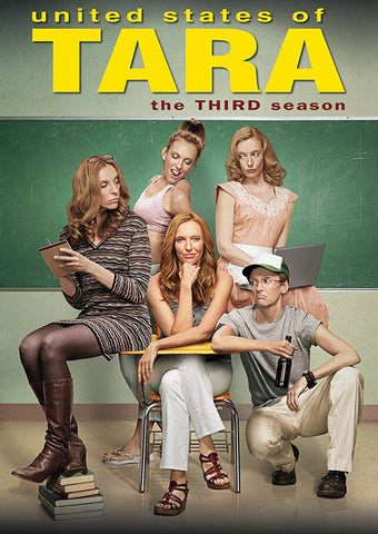 United States Of Tara - Season 3 DVD Movie