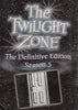 The Twilight Zone - The Definitive Edition - Season 5 (Boxset) DVD Movie