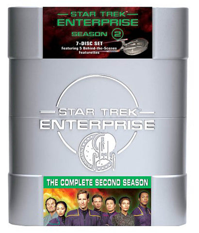 Star Trek Enterprise - The Complete Second Season (Boxset) DVD Movie