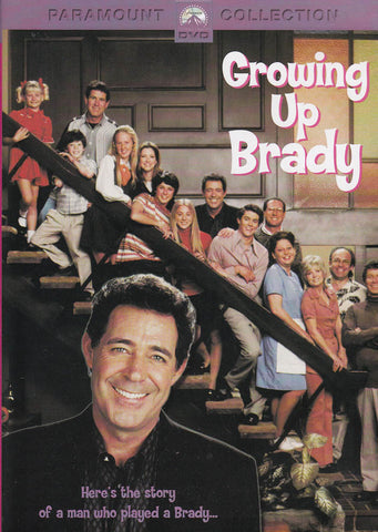 Growing Up Brady DVD Movie