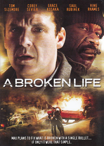 A Broken Life DVD Movie