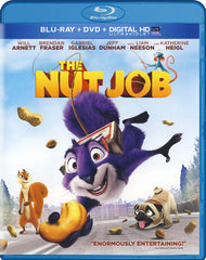 The Nut Job (Blu-ray + DVD + Digital HD) (Blu-ray)