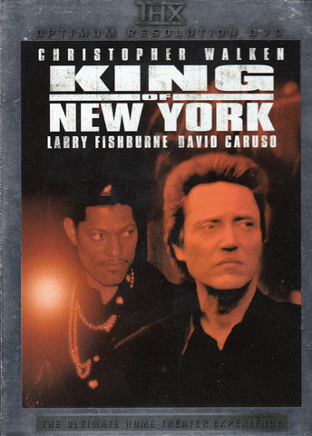 King Of New York (THX Optimum Resolution) DVD Movie