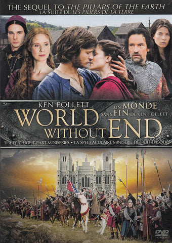 Ken Follett s World Without End (Bilingual) DVD Movie