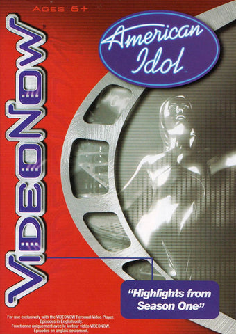 American Idol - Highlights from Season One Volume 1 DVD Movie