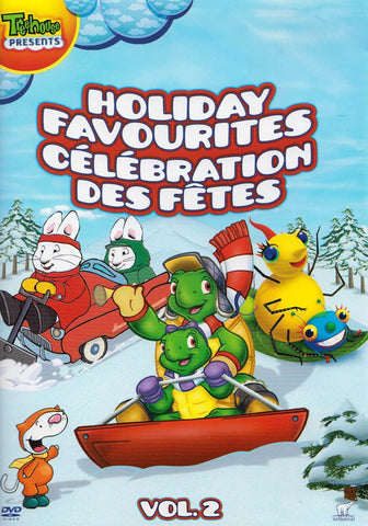 Holiday Favourites Vol. 2 / Celebration des Fetes Vol. 2 (Bilingual) DVD Movie