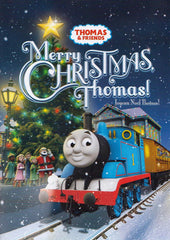 Thomas and Friends - Merry Christmas Thomas (e-One) (Bilingual)