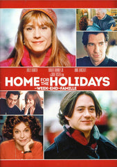 Home For The Holidays (Red Cover) (Bilingual)