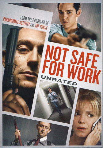 Not Safe for Work (Unrated) DVD Movie