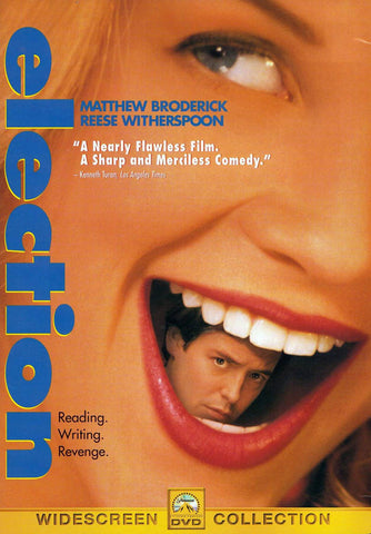 Election (Reese Witherspoon) (Widescreen Collection) DVD Movie