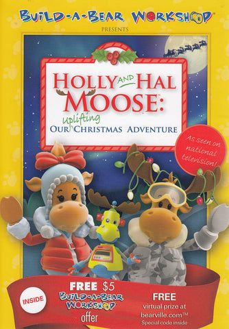 Holly and Hal Moose: Our Uplifting Christmas Adventure DVD Movie