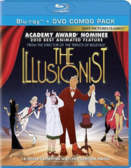 The Illusionist (Cartoon) (Blu-ray + DVD Combo Pack) (Blu-ray)