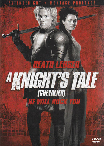 A Knight s Tale - Extended Cut (Bilingual) DVD Movie