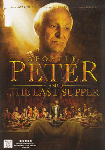 Apostle Peter and the Last Supper DVD Movie