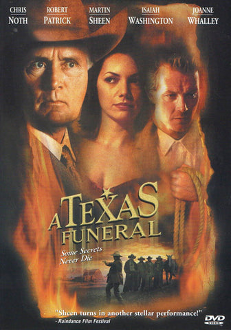 A Texas Funeral (Lionsgate) DVD Movie