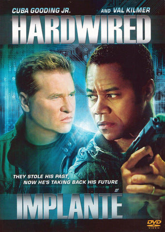 Hardwired (Bilingual) DVD Movie
