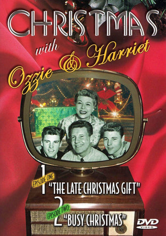 Christmas with Ozzie and Harriet DVD Movie