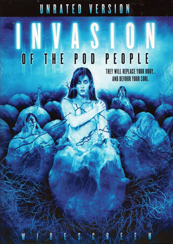 Invasion of The Pod People (Unrated Version) (Echo Bridge) DVD Movie