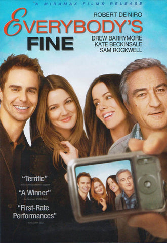 Everybody s Fine (Miramax) DVD Movie