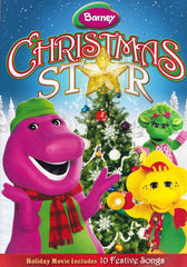 Barney - Christmas Star (HIT) (Includes 10 Festive Songs)
