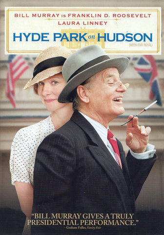 Hyde Park on Hudson (Bilingual) DVD Movie