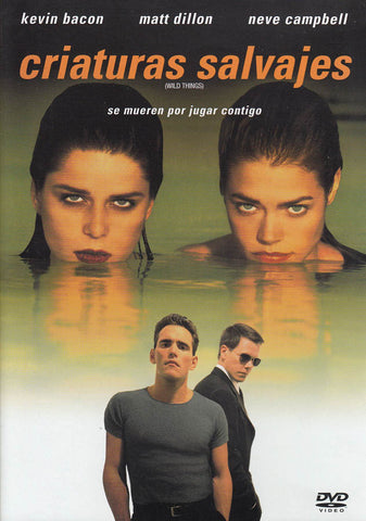 Criaturas Salvajes DVD Movie