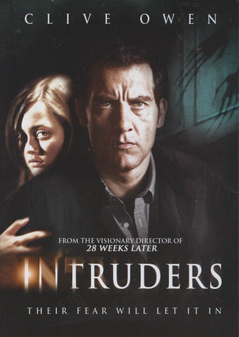 Intruders (VVS) DVD Movie