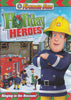 Fireman Sam - Holiday Heroes (Bilingual) DVD Movie