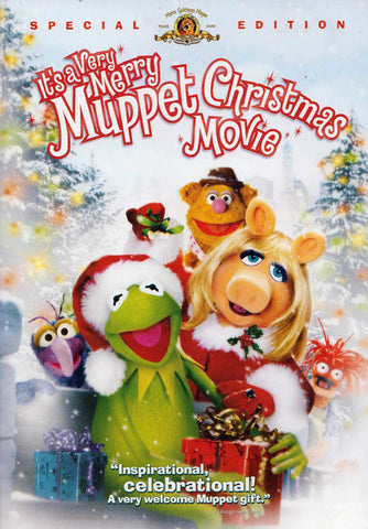 It s a Very Merry Muppet Christmas Movie (Special Edition) DVD Movie