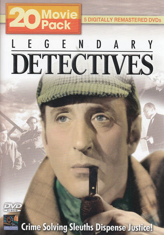 Legendary Detective (20 Movie Pack) (Boxset) DVD Movie
