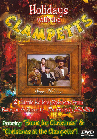 Holidays with the clampetts DVD Movie