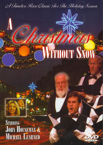 A Christmas Without Snow (BRENTWOOD) DVD Movie
