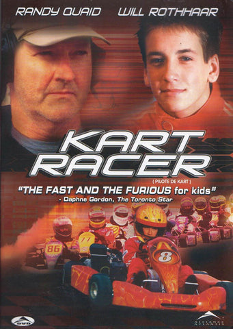 Kart Racer (Bilingual) DVD Movie