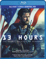 13 Hours - The Secret Soldiers of Benghazi (Blu-ray / DVD / Digital HD) (Blu-ray)